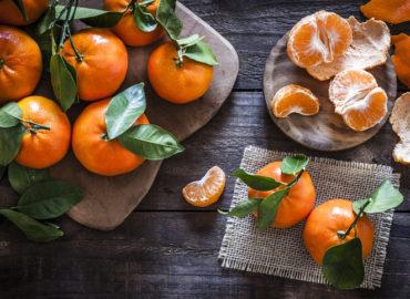 I mandarini alleati della salute e forma fisica