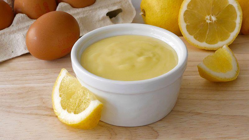 ricetta crema pasticciera al limone
