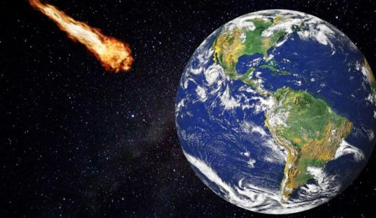 Un meteorite nei cieli italiani