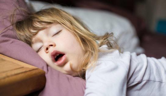 I bambini e i disturbi del sonno.
