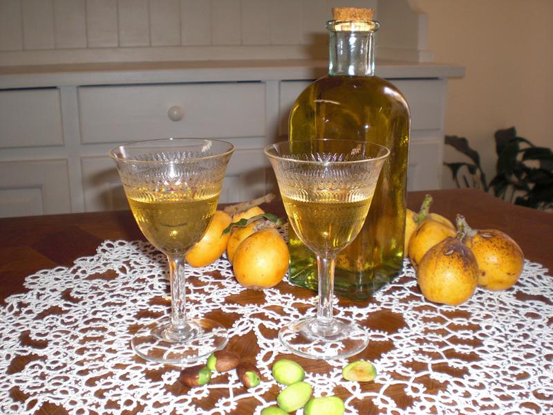 ricetta liquore nespolino