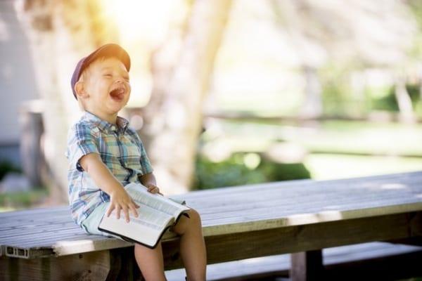Come rendere felici i bambini.