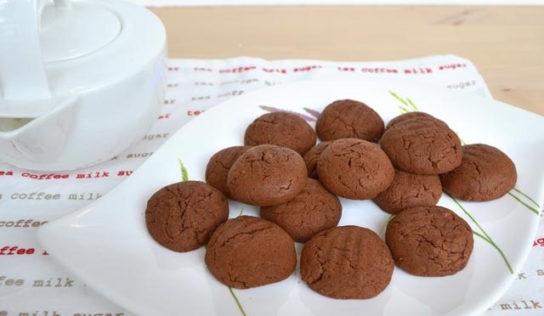 Come rendere i bambini felici stando a casa.   Ricetta: biscotti alla nutella.