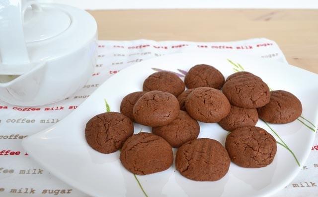 biscotti alla nutella bambini