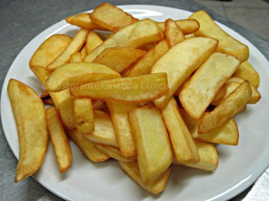 patate fritte alla calabrese