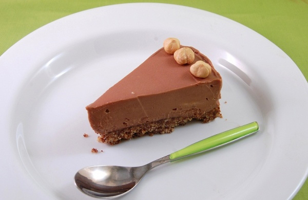 cheesecake alla nutella ricetta facile