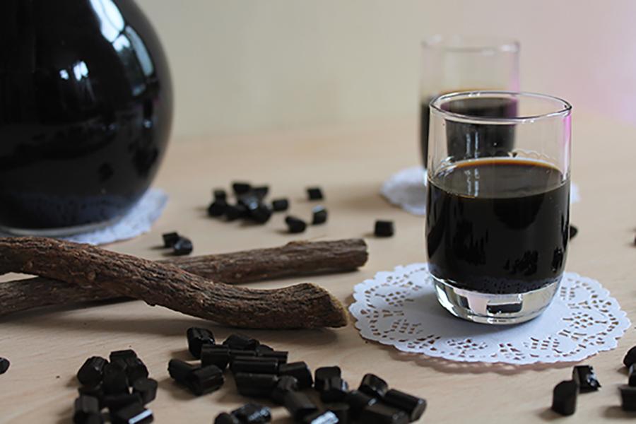 liquore alla liquirizia ricetta