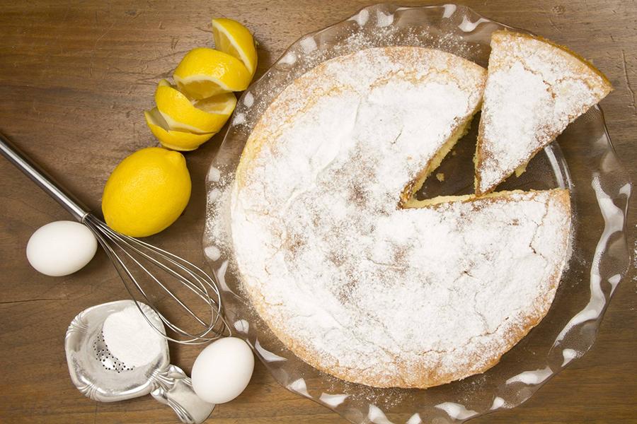 ricetta moelleux al limone