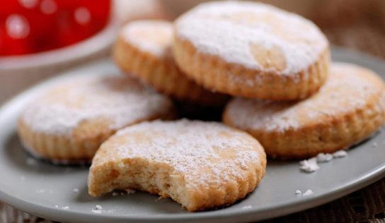 Biscotti facili e veloci da fare con l'aiuto dei bambini.