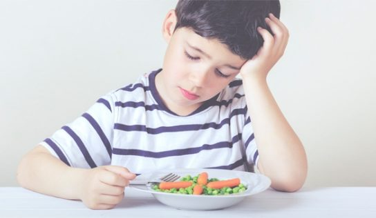 Come riuscire a far mangiare di tutto ai bambini.