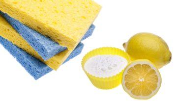 Utilizzare il limone per disinfettare in modo economico.