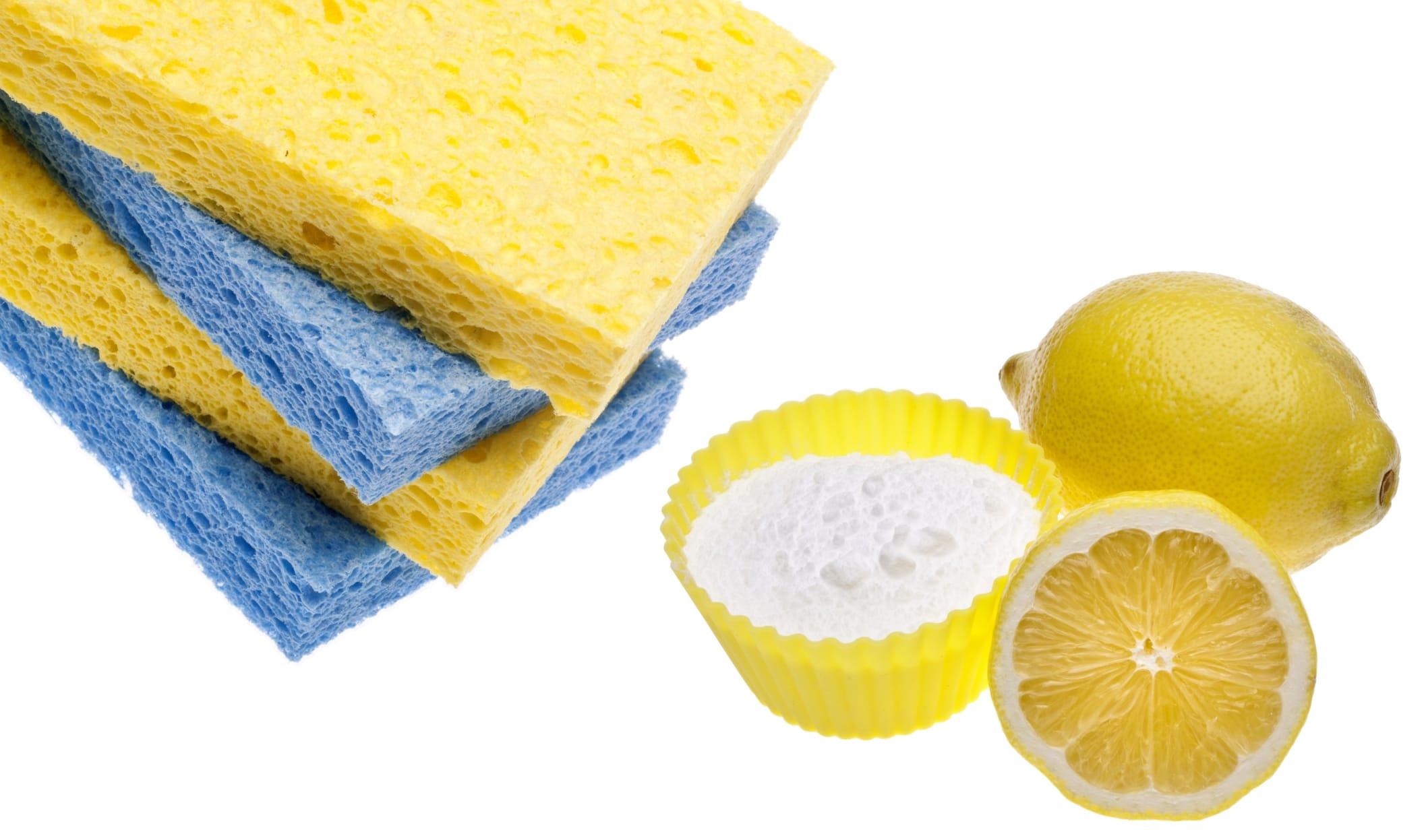 limone per disinfettare
