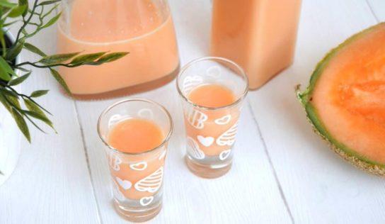Liquore cremoso al melone.