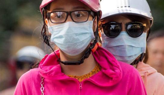 Coronavirus: evitare che  gli occhiali si appannino utilizzando le mascherine