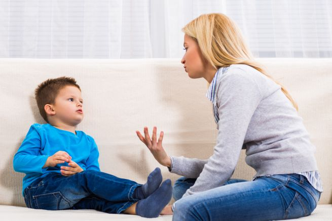 aiutare a parlare i bambini