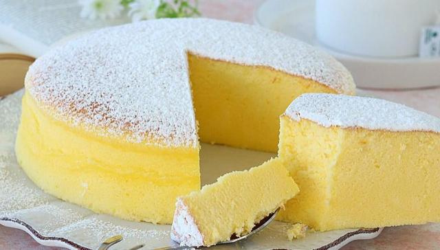 torta con cioccolato bianco