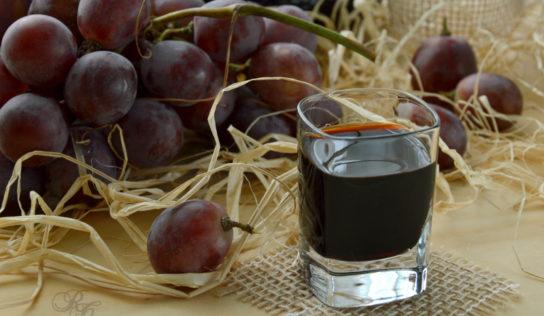 Ricetta liquore al vino rosso