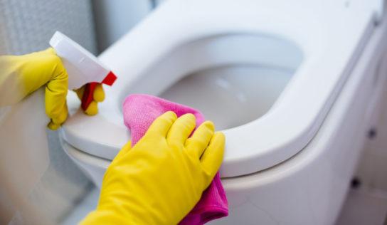 Come sbiancare il WC ingiallito
