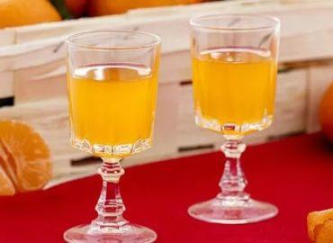 Il liquore agli agrumi.