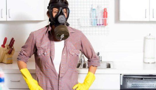 Eliminare i cattivi odori in casa con 2 ingredienti.
