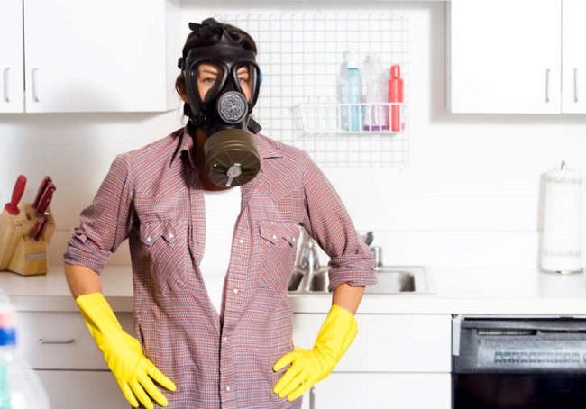 come eliminare cattivi odori