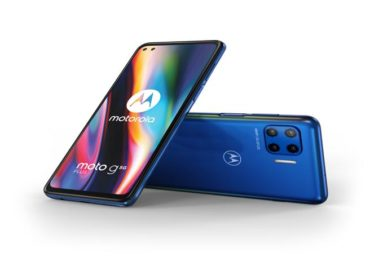Motorola, lo smartphone 5G  economico