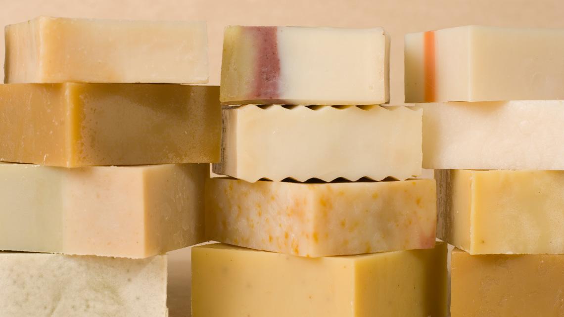 ricetta sapone fatto in casa
