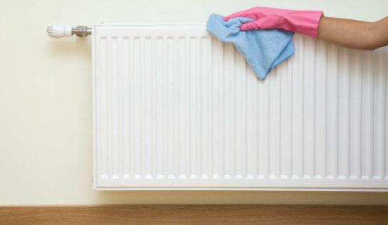 Come pulire i termosifoni all'interno e all'esterno.
