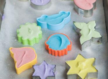 Come far realizzare Gessetti colorati ai bambini.