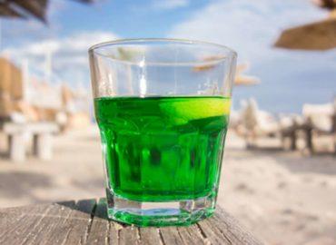 Liquore al Tè Verde