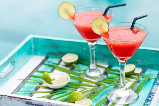 cocktail con anguria