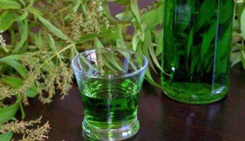 Liquore alla rucola