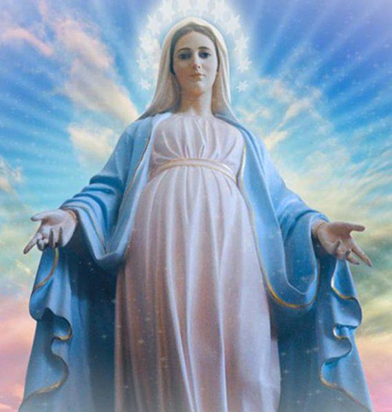 Preghiera alla Vergine Maria per ottenere una grazia