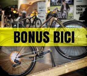 Partenza per le domande del bonus Bici!!!