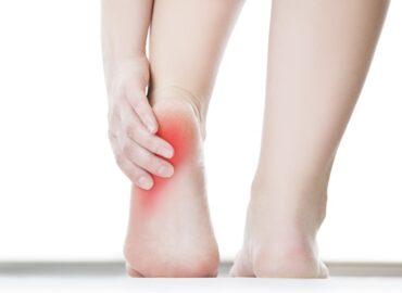 Tallonite, dolorosissima, ha cause precise e si cura anche con il riposo