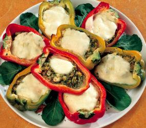 Peperoni ripieni ricetta stupenda