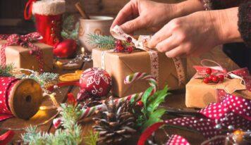 Tisane fatte in casa come idee regalo per Natale