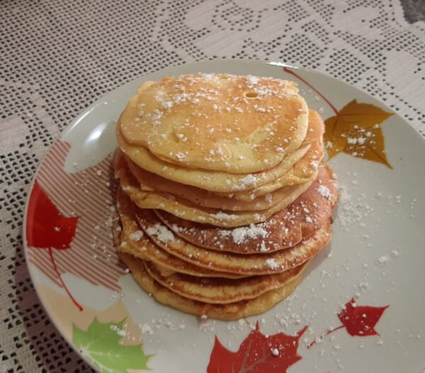 Pancake ricetta facili da preparare e buonissimi da gustare.