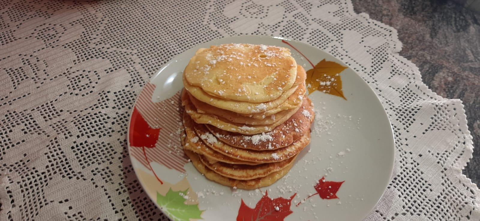 Pancake ricetta semplice