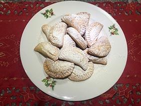 Ricetta chinulilli, dolci natalizi calabresi