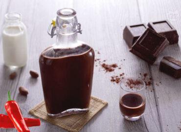 Liquore al cioccolato e peperoncino ricetta