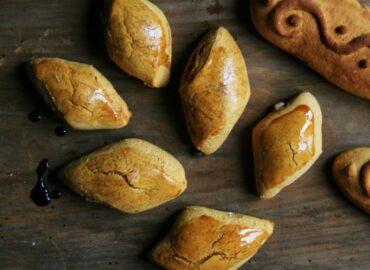 I mostaccioli calabresi, dolci tipici.
