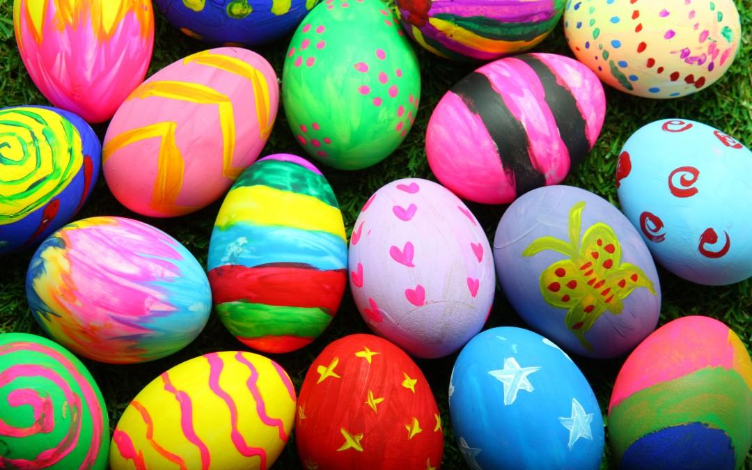 come colorare uova sode
