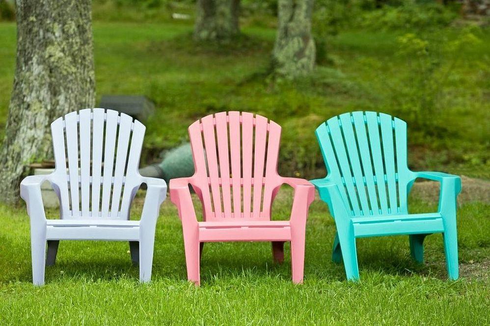 pulire sedie e mobili da giardino