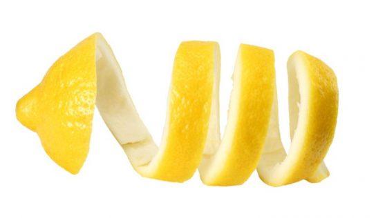 Come utilizzare le bucce dei limoni.