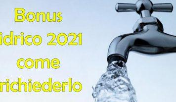 Bonus idrico o Bonus doccia e rubinetti: come funziona e come poterlo richiedere