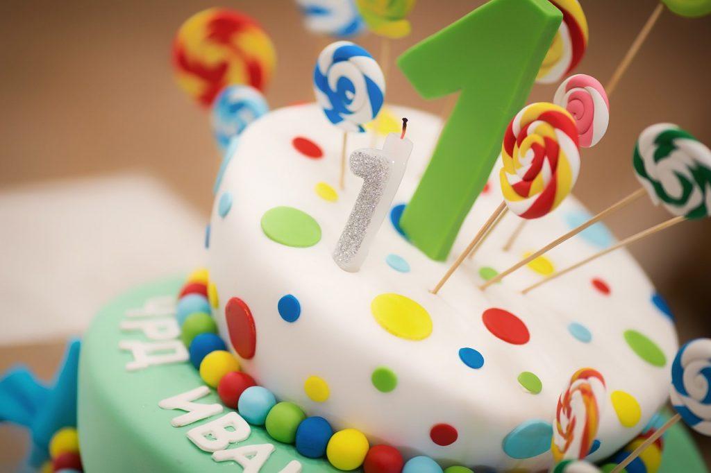 festa compleanno bambino piccolo