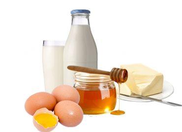 Come sostituire latte, uova, burro, sale e zucchero nelle ricette