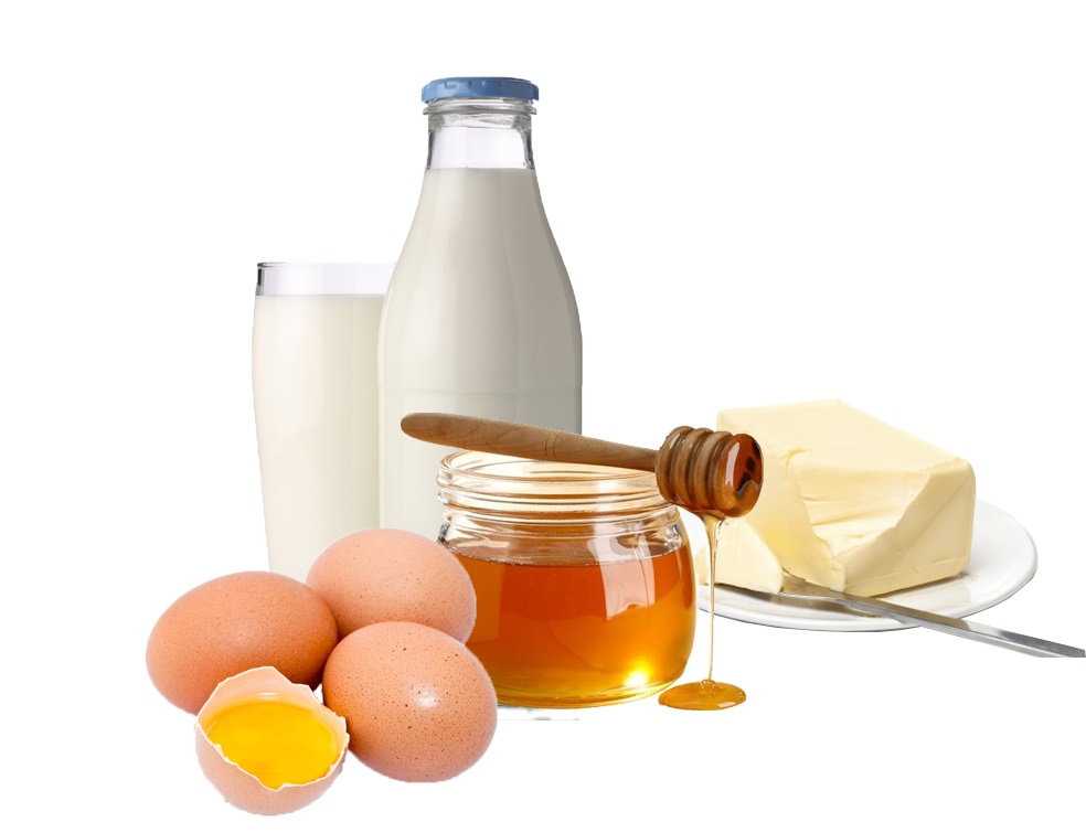 come sostituire il latte burro sale zucchero