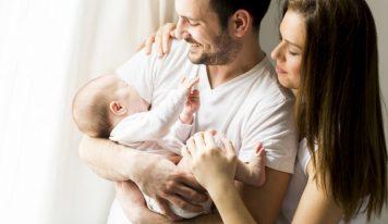 I primi giorni a casa con un neonato.